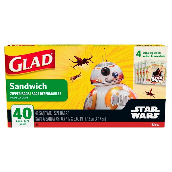 Glad Disney Bags,Wraps, Containers product image