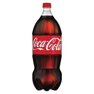 Coca-Cola 2 Liter Bottles