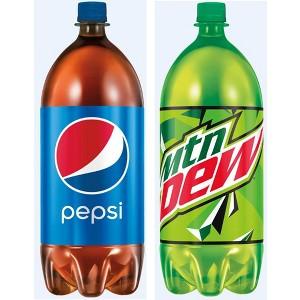 Pepsi, Mtn Dew, Sierra Mist, Mug