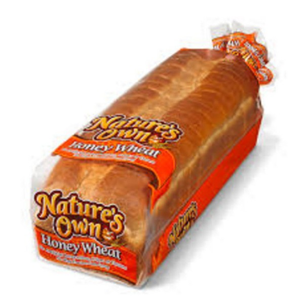 Natures Own Honey Wheat Bread product image