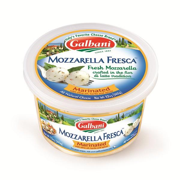 Galbani Fresh Marinated Mozzarella product image