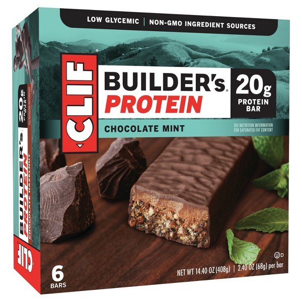 Clif Builder's 20g Protein Bar product image