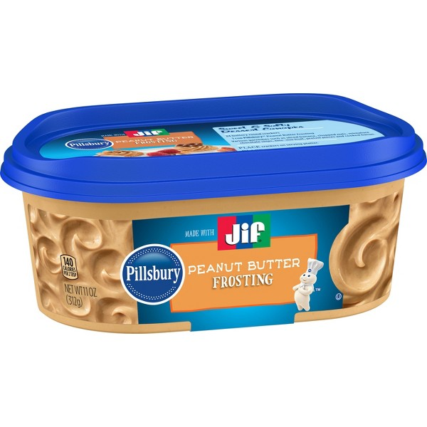 Pillsbury Peanut Butter Frosting product image