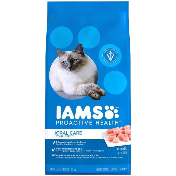 IAMS Oral Care Cat Food product image