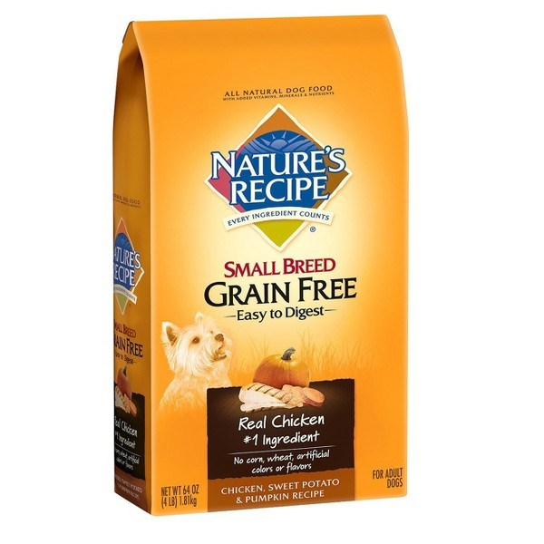 Nature's Recipe Small Bag Dog Food product image