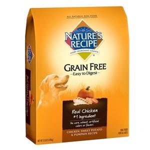 Nature's Recipe Large Bag Dog Food