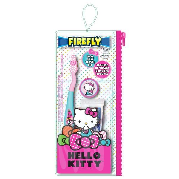 Firefly Hello Kitty Travel Kit product image
