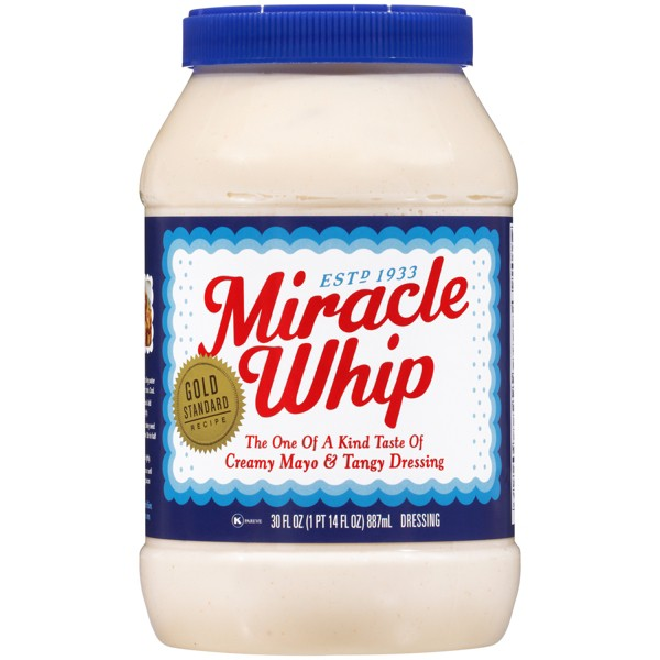 Miracle Whip product image