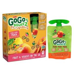 GoGo SqueeZ Fruit & Veg