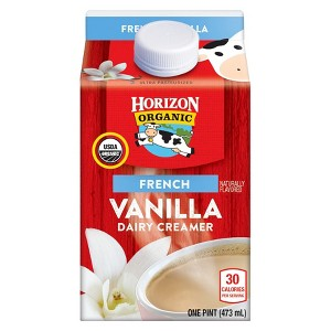 Horizon Organic Coffee Creamer