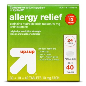 up & up Allergy Relief