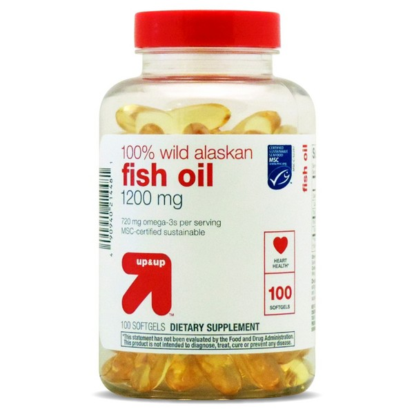 up & up Fish Oil product image