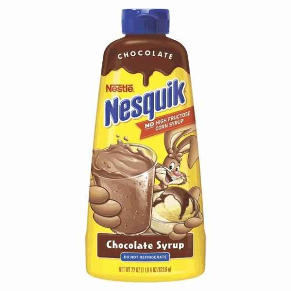 Nestle Nesquik Syrup product image