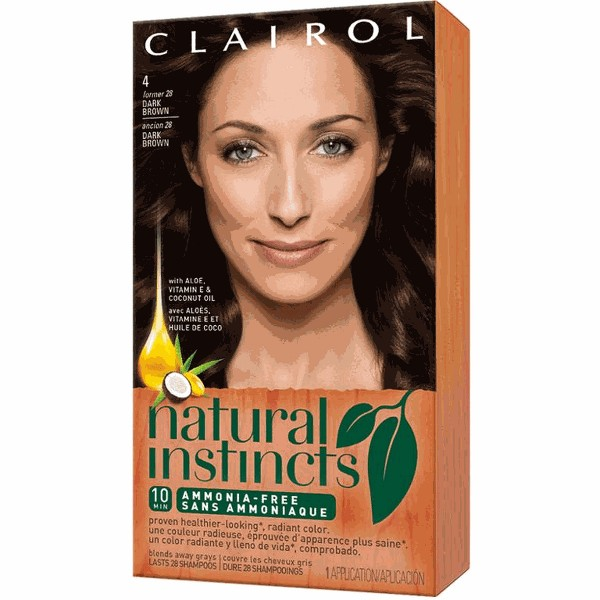 Natural Instincts hair color product image