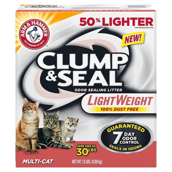 Arm & Hammer Clump & Seal product image