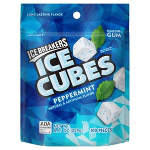 Ice Breakers Gum Pouches