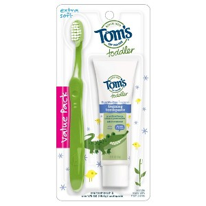 Tom's of Maine Toddler Value Pack