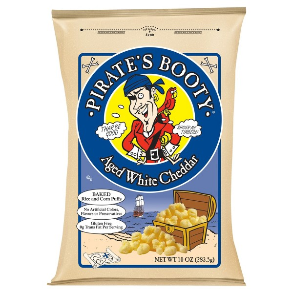Pirate's Brand Snacks product image