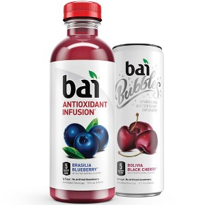 Bai, Bai Bubbles & Antiwater