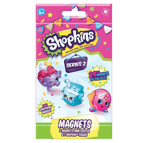 Shopkins Magnet Cards product image