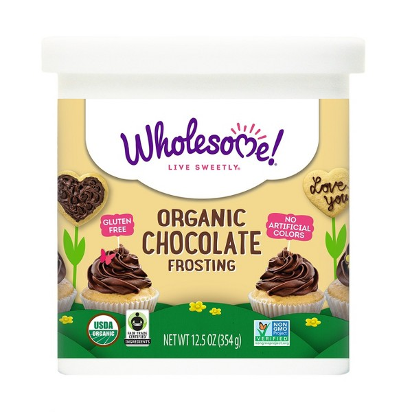 Wholesome Organic Frostings product image