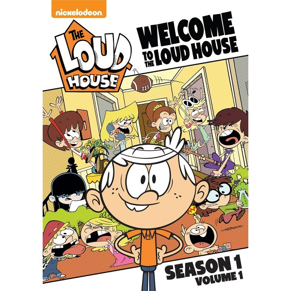 Welcome to the Loud House Season 1 product image