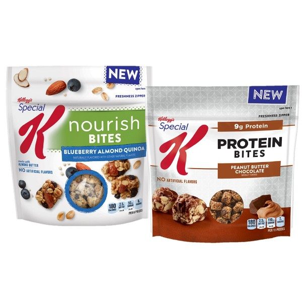 Special K Nourish & Protein Bites product image