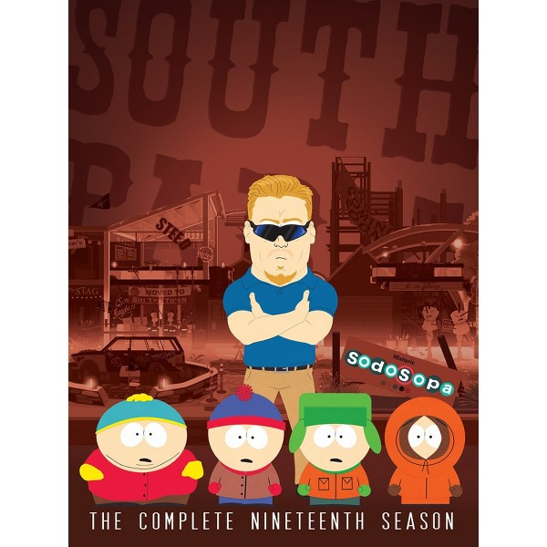 South Park: Complete 19th Season product image