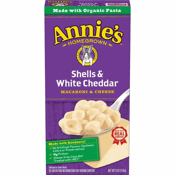 Annie's Mac & Cheese product image