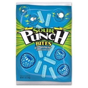 Sour Punch Blue Raspberry