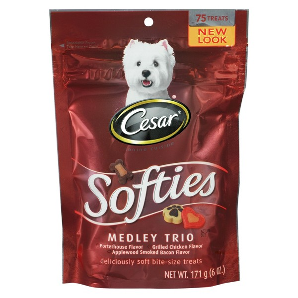 Cesar Softies Dog Treats product image
