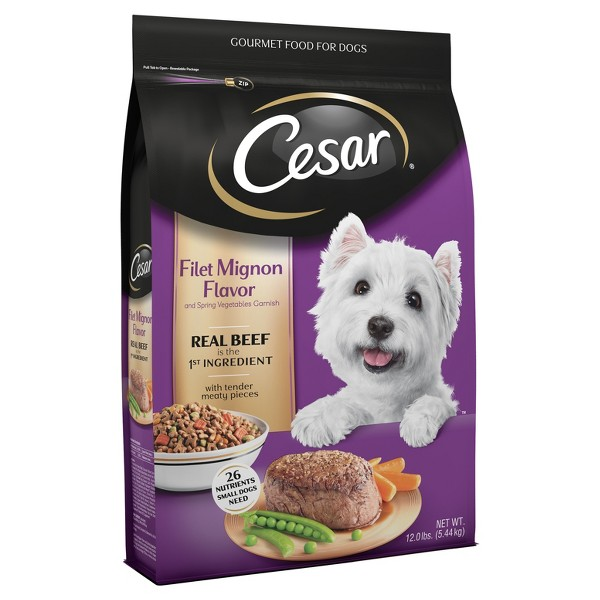 Cesar Gourmet Dry Dog Food product image