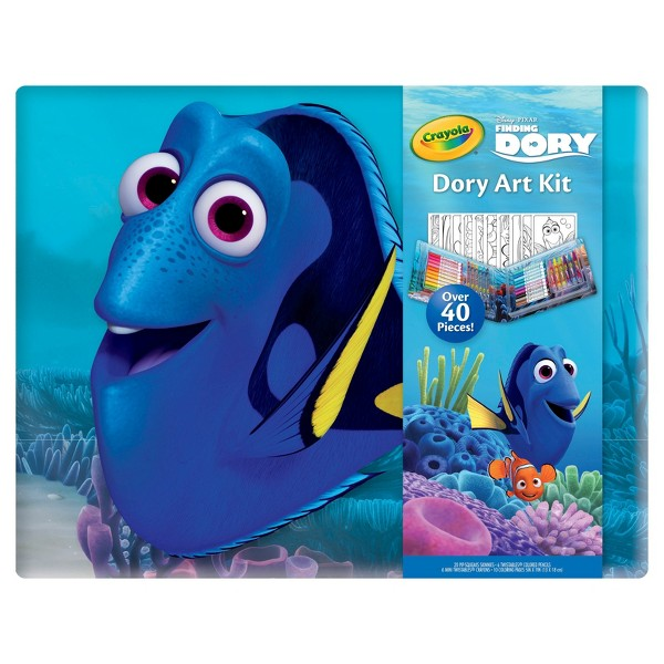 Crayola Finding Dory Art Kit product image