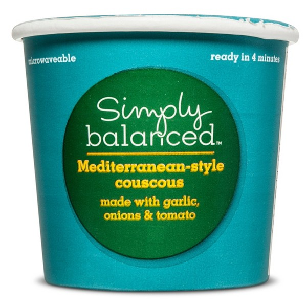 Simply Balanced Cous Cous Cup product image