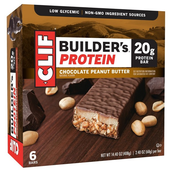 Clif Builder's Protein Bar product image