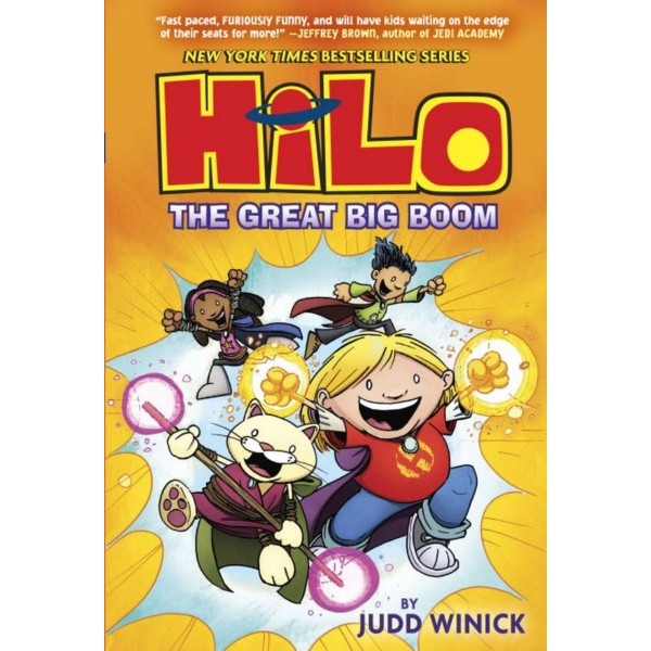 Hilo: The Great Big Boom product image