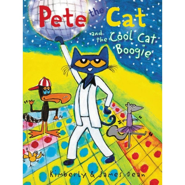 Pete the Cat & Cool Cat Boogie product image