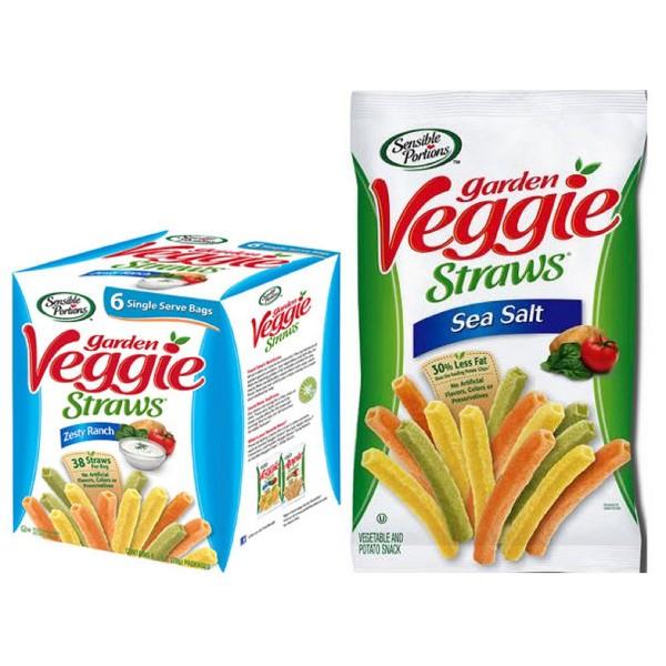 Sensible Portions Veggie Straws product image