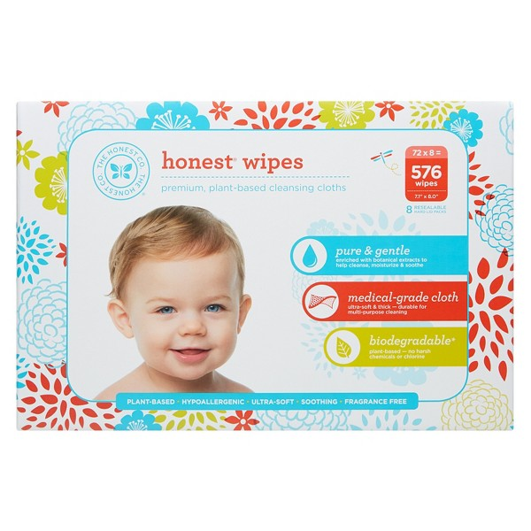 Honest Company Wipes product image