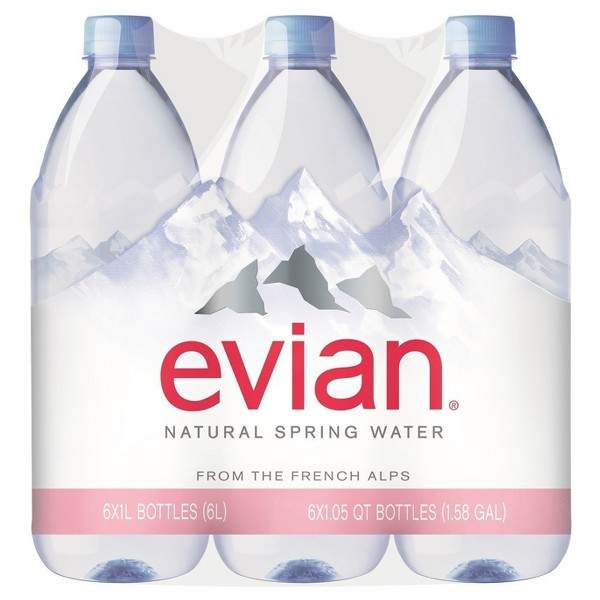 Evian Natural Spring Water product image