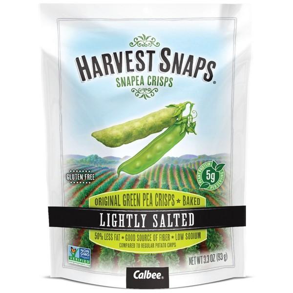 Harvest Snaps Snapea Crisps product image