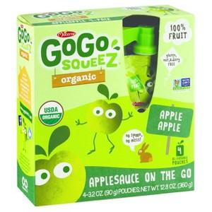 GoGo SqueeZ Organic