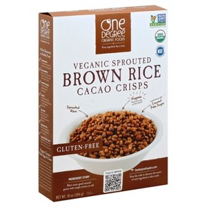 One Degree Brown Rice Cacao Crisps