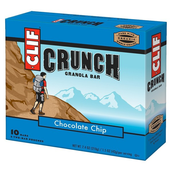 CLIF Crunch Granola Bars product image