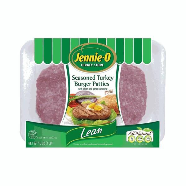 JENNIE-O Turkey Burgers product image