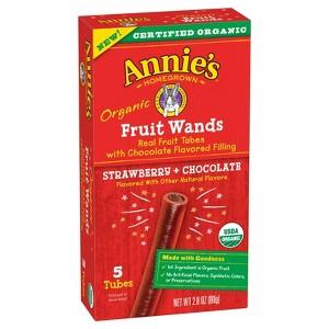 Annie's Fruit Wands