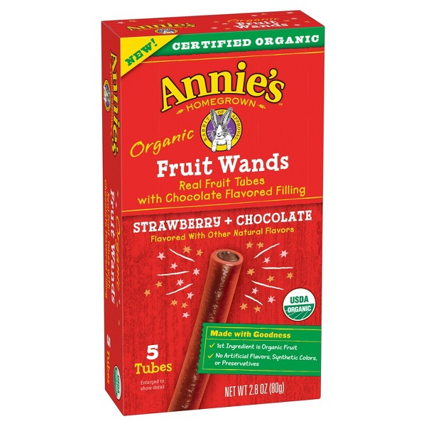 Annie's Fruit Wands product image