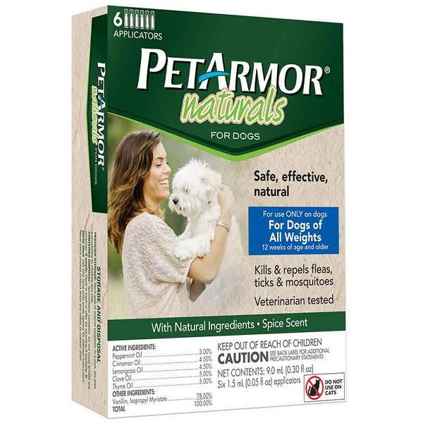 PetArmor Naturals product image