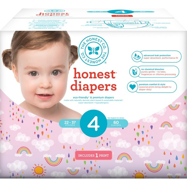 Honest Company Diapers product image