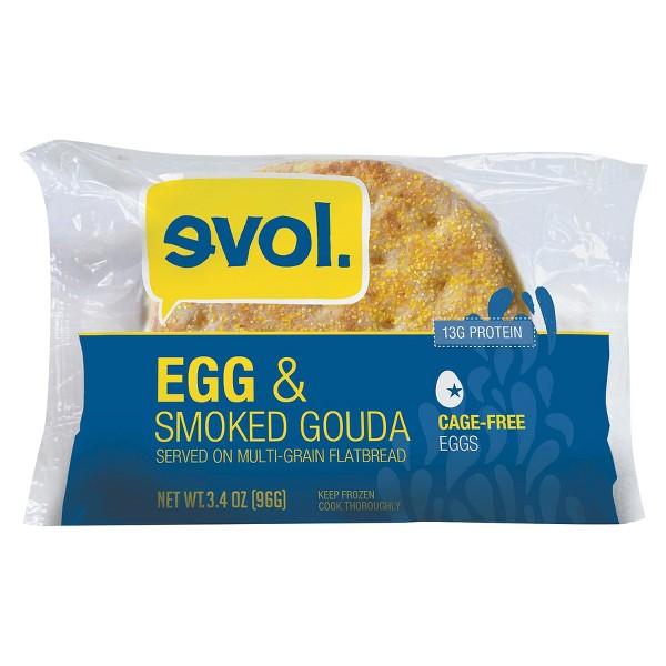 EVOL Frozen Breakfast product image